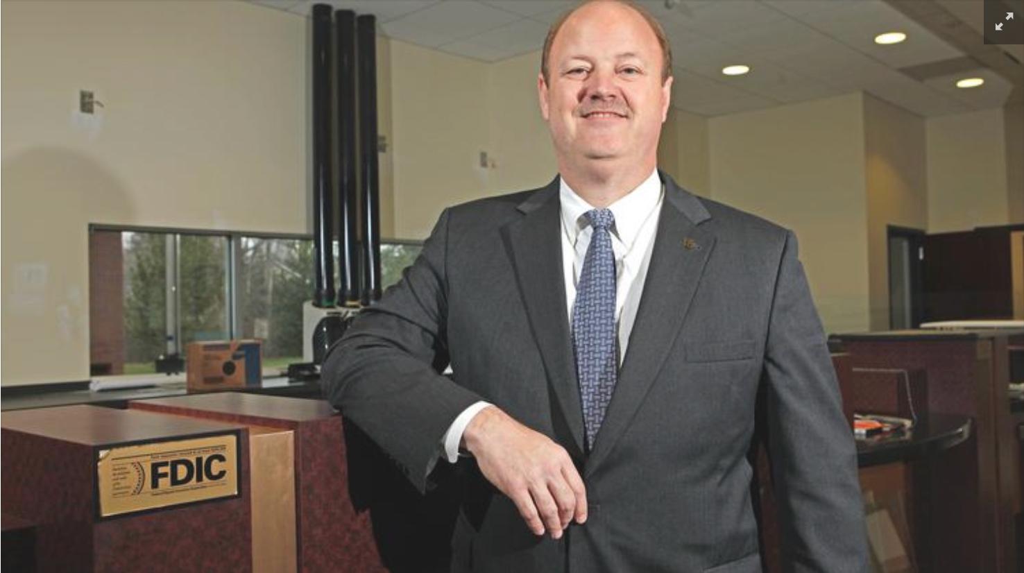 Daniel Reininga, president and CEO, Lake Shore Bancorp Inc.
